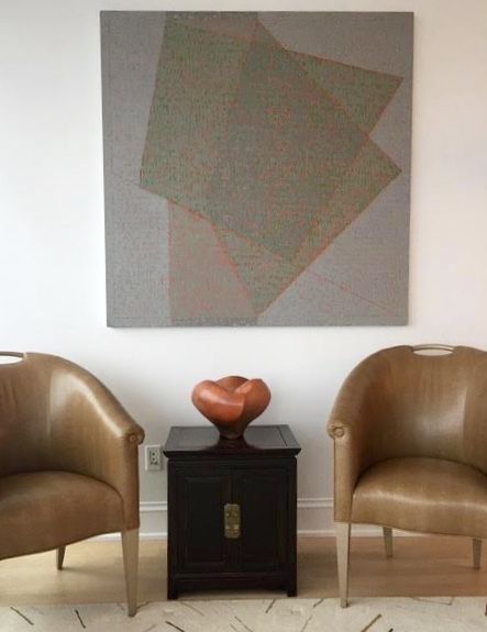 """""""Red Well"""" happily installed in a new collection!"""